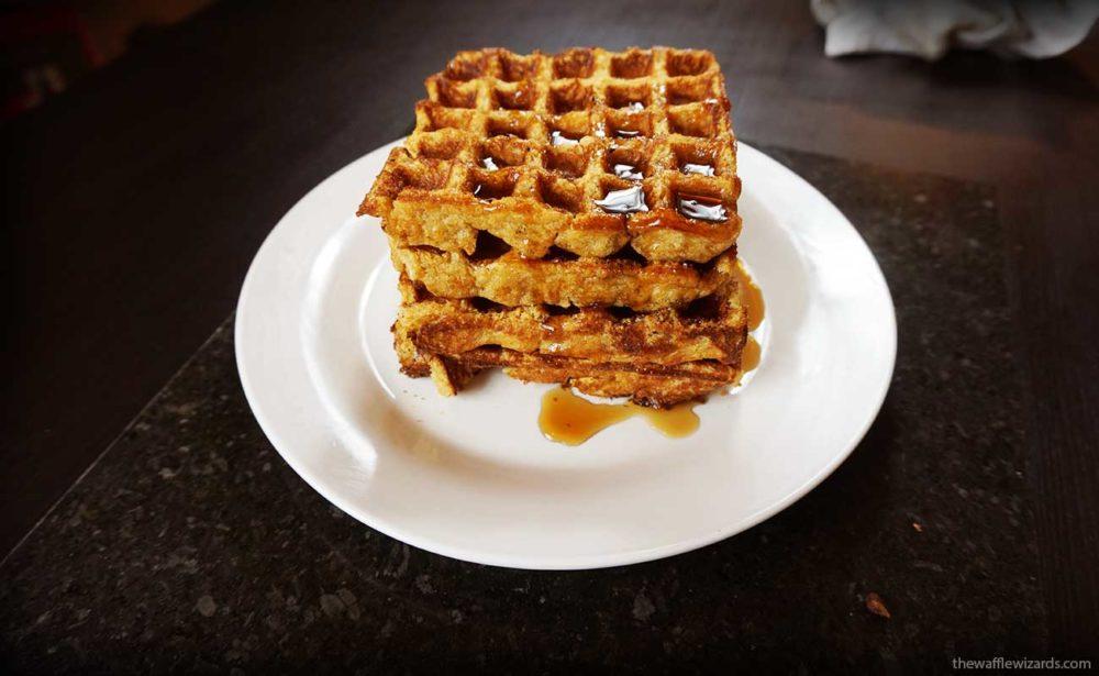 Oatmeal Waffle