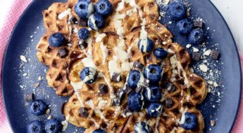 10 Deliciously Healthy Waffle Ideas